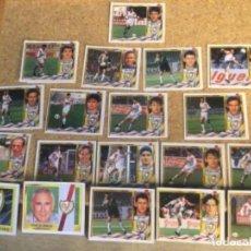 Cromos de Fútbol: LIGA 95/96 ESTE - 19 CROMOS RECUPERADOS O RECORTADOS - RAYO VALLECANO - 1995/96. Lote 297039968
