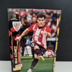 Cromos de Fútbol: MEGACRACKS 2019 2020 19 20. PANINI. IBAI GOMEZ Nº 35 ATHLETIC DE BILBAO. Lote 297040068