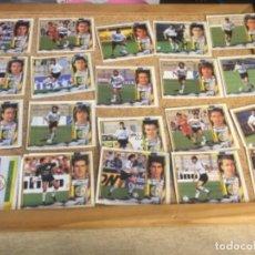 Cromos de Fútbol: LIGA 95/96 ESTE - 20 CROMOS RECUPERADOS O RECORTADOS - U.D. SALAMANCA - 1995/96. Lote 297040168