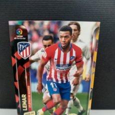 Cromos de Fútbol: MEGACRACKS 2019 2020 19 20. PANINI. LEMAR Nº 50 ATLÉTICO DE MADRID. Lote 297040518