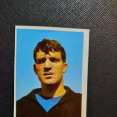 Figurine di Calcio: GLARIA SELECCION ESPAÑA BRUGUERA COLOR 1967 168 LIGA CROMO FUTBOL 67 68 DESPEGADO - A55 - 283. Lote 297107993