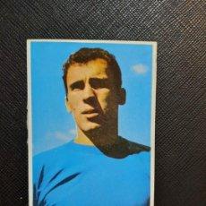 Figurine di Calcio: AMANCIO SELECCION ESPAÑA BRUGUERA COLOR 1967 168 LIGA CROMO FUTBOL 67 68 DESPEGADO - A55 - 286. Lote 297108048