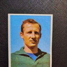 Figurine di Calcio: GALLEGO SELECCION ESPAÑA BRUGUERA COLOR 1967 168 LIGA CROMO FUTBOL 67 68 DESPEGADO - A55 - 279. Lote 297108518
