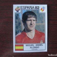 Cromos de Fútbol: ESPAÑA 82 PANINI - Nº 301 - MIGUEL MIKEL PERICO ALONSO - SIN PEGAR -. Lote 297122123