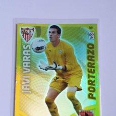 Cromos de Fútbol: JAVI VARAS PORTERAZO #384 SEVILLA FC - ADRENALYN XL LA LIGA BBVA 2011 2012 - PANINI 11 12 CROMO. Lote 297374253