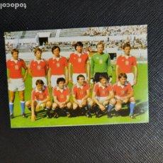 Cromos de Fútbol: CHECOSLOVAQUIA ALINEACION CATALUNYA PORTA MUNDIAL 82 CROMO FUTBOL LIGA DESPEGADO - A53 - PG397 - 31. Lote 297374563