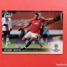 Cromos de Fútbol: Nº 38 ANTHONY MARTIAL MANCHESTER UNITED TOPPS STADIUM CLUB CHROME CHAMPIONS LEAGUE 2020 2021 20 21. Lote 297386818