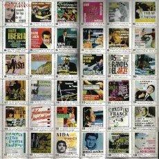 Coleccionismo Cromos troquelados antiguos: DISCO-CROMOS AÑOS 40/50 . Lote 9958342