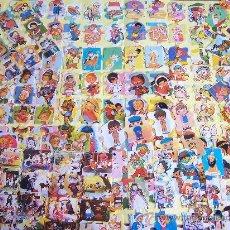 Coleccionismo Cromos troquelados antiguos: ...•:*¨.*:•...18 LAMINAS DE CROMOS TROQUELADOS EDICONES SALDAÑA DESDE EL AÑO 1956....•:*¨.*:•.... Lote 114834460
