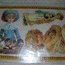 Coleccionismo Cromos troquelados antiguos: HOJA DE PICAR O PALMAR TROQUELADA 2 - ENVIO GRATIS A ESPAÑA. Lote 26711037