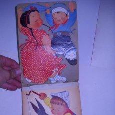 Coleccionismo Cromos troquelados antiguos: PRECISO ALBUM CASERO COMPUESTO DE CROMOS TROQUELADOS PEGADOS SOBRE LAMINAS DE CARTON GRUESO. Lote 28239882