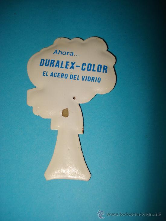 Coleccionismo Cromos troquelados antiguos: Cromo de Plastico Almohadillado Troquelado CROMOPLAST Premium DURALEX . Año 1960s. - Foto 2 - 28461251