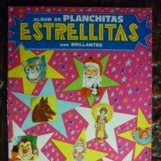 Coleccionismo Cromos troquelados antiguos: ALBUM COMPLETO CROMOS TROQUELADOS ESTRELLITAS EDITADO EN ARGENTINA 1973. Lote 28654856