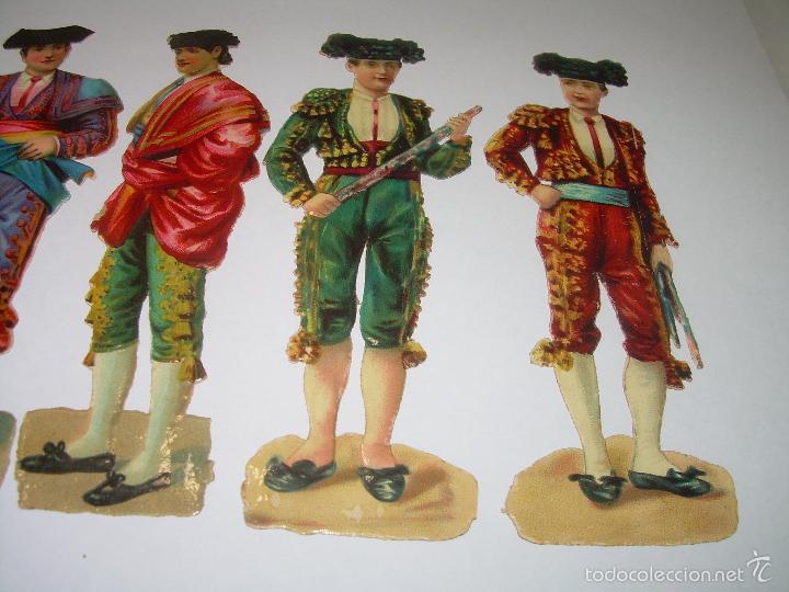 Coleccionismo Cromos troquelados antiguos: ANTIGUOS CROMOS TROQUELADOS.....FINALES SIGLO XIX...PRINCIPIOS XX. - Foto 3 - 58731658
