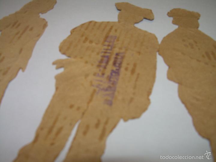 Coleccionismo Cromos troquelados antiguos: ANTIGUOS CROMOS TROQUELADOS.....FINALES SIGLO XIX...PRINCIPIOS XX. - Foto 5 - 58731658