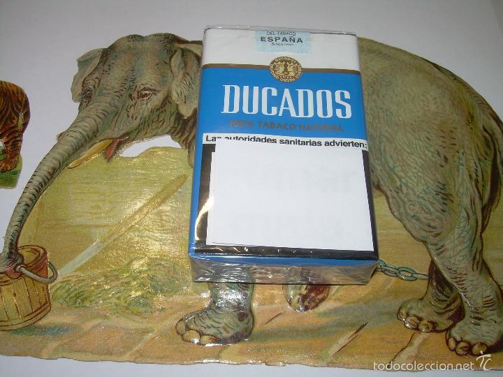 Coleccionismo Cromos troquelados antiguos: ENORME... CROMO ANTIGUO TROQUELADO....SIGLO XIX...PRINCIPIOS XX. - Foto 4 - 58731807