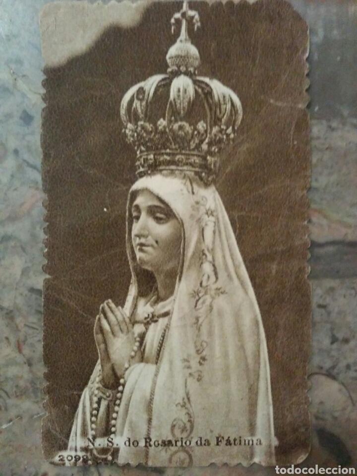 Coleccionismo Cromos troquelados antiguos: Lote de 7 estupendos cromos religiosos troquelados - Foto 2 - 62646883