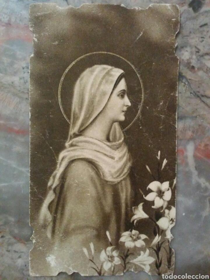 Coleccionismo Cromos troquelados antiguos: Lote de 7 estupendos cromos religiosos troquelados - Foto 3 - 62646883