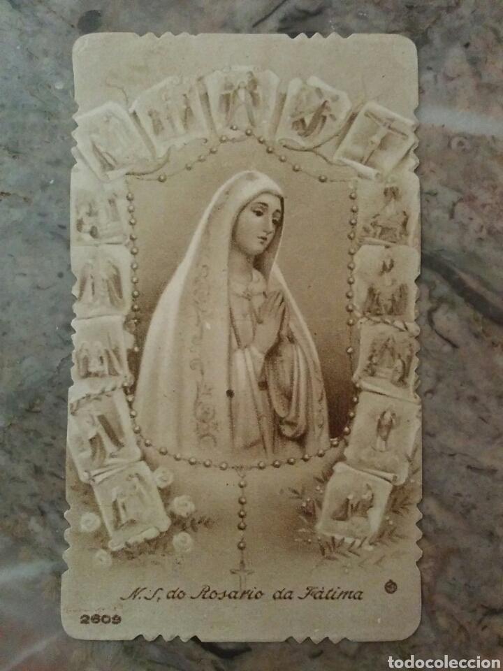 Coleccionismo Cromos troquelados antiguos: Lote de 7 estupendos cromos religiosos troquelados - Foto 5 - 62646883