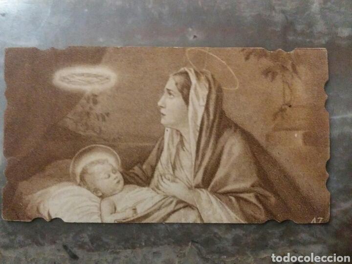 Coleccionismo Cromos troquelados antiguos: Lote de 7 estupendos cromos religiosos troquelados - Foto 7 - 62646883