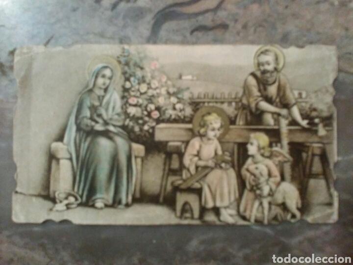 Coleccionismo Cromos troquelados antiguos: Lote de 7 estupendos cromos religiosos troquelados - Foto 8 - 62646883