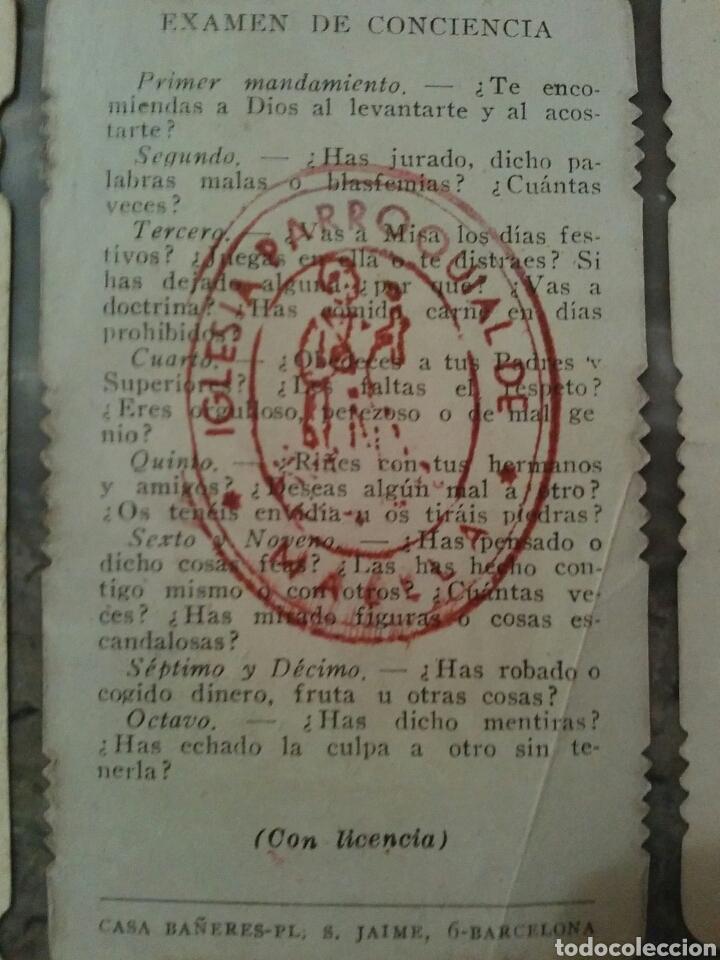 Coleccionismo Cromos troquelados antiguos: Lote de 7 estupendos cromos religiosos troquelados - Foto 11 - 62646883