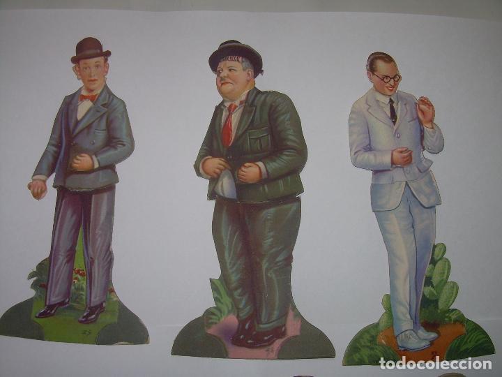 Coleccionismo Cromos troquelados antiguos: SIETE CROMOS TROQUELADOS DE ARTISTAS DE CINE.....CHOCOLATES AMATLLER. - Foto 2 - 64649615