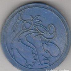 Coleccionismo Cromos troquelados antiguos: MASTER TAZO PLÁSTICO DURO. BUG BONY. Nº 3.. Lote 69785901