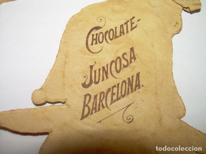 Coleccionismo Cromos troquelados antiguos: ANTIGUOS CROMOS TROQUELADOS....PRINCIPIOS SIGLO XX. - Foto 4 - 70260261