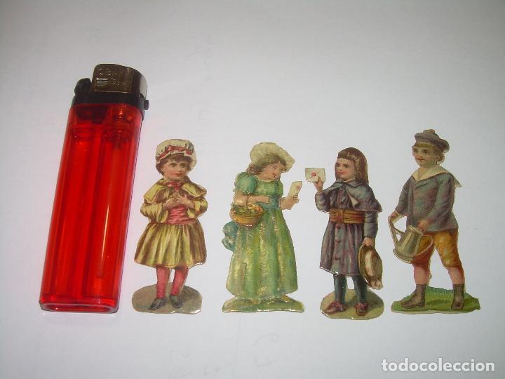 Coleccionismo Cromos troquelados antiguos: ANTIGUOS CROMOS TROQUELADOS....PRINCIPIOS SIGLO XX....DE CHOCOLATES. - Foto 3 - 74268399