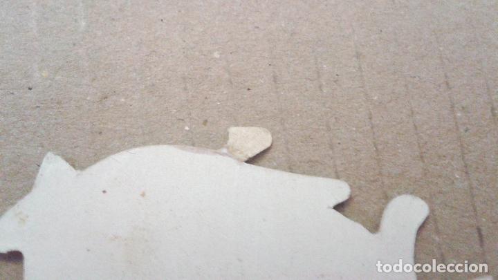 Coleccionismo Cromos troquelados antiguos: CROMO TROQUELADO PANRICO MAZINGER Z NUMERO 67 ZARIGAN G-8 - Foto 3 - 78301757