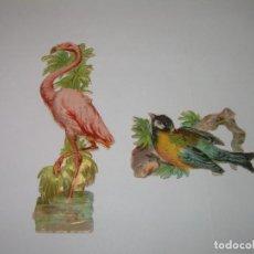 Coleccionismo Cromos troquelados antiguos: ANTIGUOS CROMOS TROQUELADOS....PRINCIPIOS SIGLO XX.. Lote 79627161