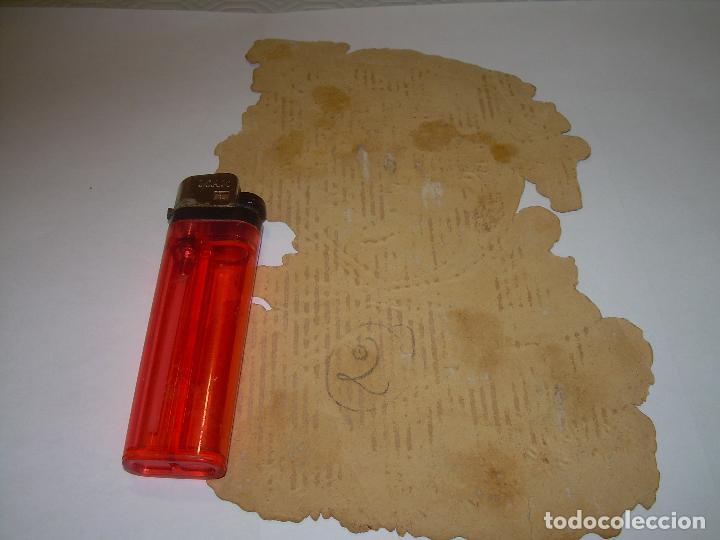 Coleccionismo Cromos troquelados antiguos: ANTIGUO CROMO TROQUELADO....PIRNCIPIOS DEL SIGLO XX. - Foto 2 - 79627373