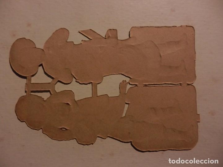 Coleccionismo Cromos troquelados antiguos: Cromos troquelados del s XIX EN ESTADO IMPECABLE Colección privada - Foto 2 - 84854660