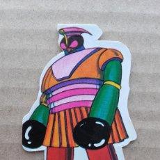 Coleccionismo Cromos troquelados antiguos: MAZINGER Z - CROMO PANRICO - TROQUELADO - Nº 76 GRENGUS C-3 - EXCELENTE ESTADO DE CONSERVACIÓN.. Lote 93159030