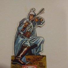 Coleccionismo Cromos troquelados antiguos: LA FRONTERA AZUL - CROMO TROQUELADO Nº 13 - YUNG CHIH- PANRICO - AÑOS 70.. Lote 93794185