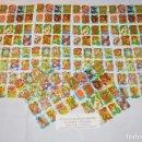 Coleccionismo Cromos troquelados antiguos: LOTE DE CROMOS TROQUELADOS MAVES CON RELIEVE Y BARNIZADOS - SERIE 14 - 10 LAMINAS - HAZ OFERTA - 2. Lote 98650651