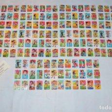 Coleccionismo Cromos troquelados antiguos: LOTE DE CROMOS TROQUELADOS MAVES CON RELIEVE Y BARNIZADOS - SERIE 10 - 10 LAMINAS - HAZ OFERTA - 4. Lote 106647602
