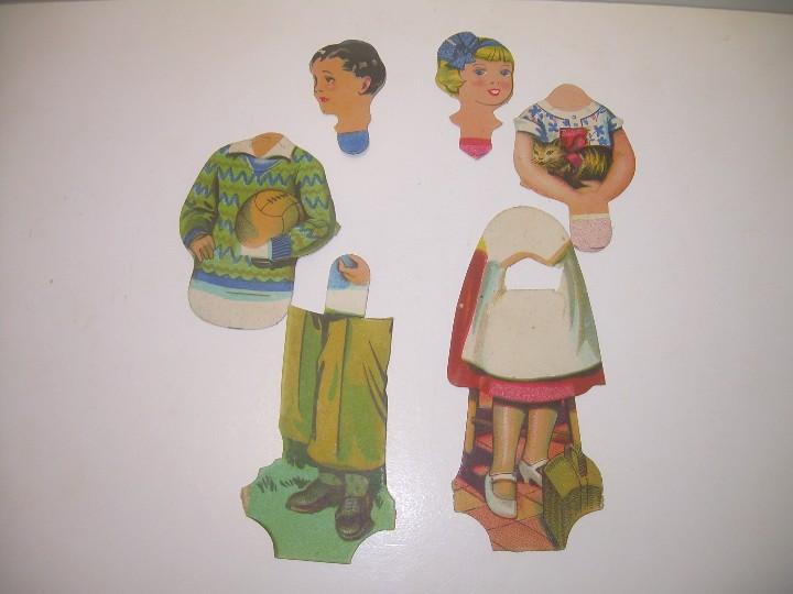 Coleccionismo Cromos troquelados antiguos: ANTIGUOS CROMOS CHOCOLATE EVARISTO JUNCOSA. - Foto 3 - 111205011