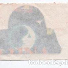 Coleccionismo Cromos troquelados antiguos: (ALB-TC-28) SOBRE Y CROMO TROQUELADO PANRICO LUNA MAL TRQUELADO ERROR. Lote 121359035