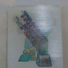 Coleccionismo Cromos troquelados antiguos: (ALB-TC-35) CROMO BOLLYCAO TRANS FOMERS . Lote 126060243