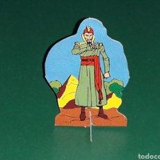 Coleccionismo Cromos troquelados antiguos: CROMO 12 MING REY DE MONGO, AL ATAQUE CON FLASH GORDON, PROMOCIÓN CROPAN, ORIGINAL AÑO 1981.. Lote 126590467