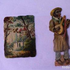 Coleccionismo Cromos troquelados antiguos: CROMOS TROQUELADOS. Lote 131107208