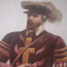Coleccionismo Cromos troquelados antiguos: ~~~~ ANTIGUO Y PRECIOSO CROMO TROQUELADO, PERFECTO, MIDE 15,5 X 6 CM.. ~~~~. Lote 135808610