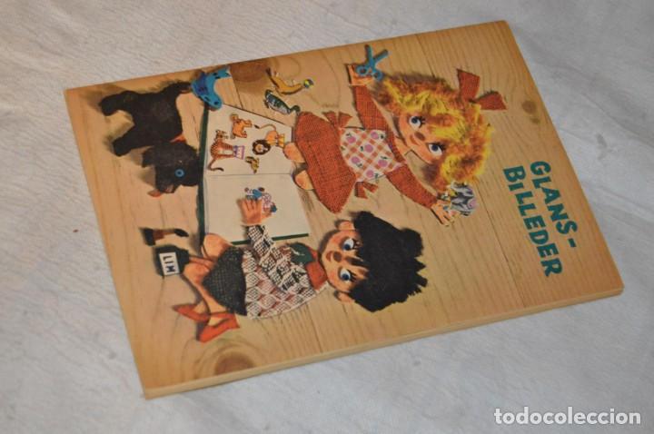 Coleccionismo Cromos troquelados antiguos: ANTIGUO ALBUM DE CROMOS TROQUELADOS - GLANS BILLEDER - LIM - MADE IN DENMARK - ENVÍO 24H - ALBUM N2 - Foto 17 - 139347222