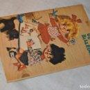 Coleccionismo Cromos troquelados antiguos: ANTIGUO ALBUM DE CROMOS TROQUELADOS - GLANS BILLEDER - LIM - MADE IN DENMARK - ENVÍO 24H - ALBUM N2. Lote 139347222