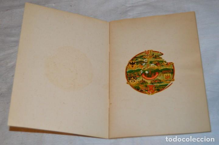 Coleccionismo Cromos troquelados antiguos: ANTIGUO ALBUM DE CROMOS TROQUELADOS - GLANS BILLEDER - LIM - MADE IN DENMARK - ENVÍO 24H - ALBUM N2 - Foto 3 - 139347222