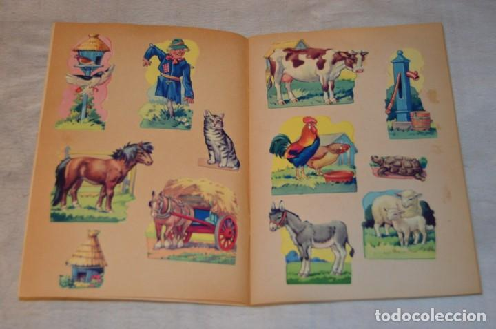 Coleccionismo Cromos troquelados antiguos: ANTIGUO ALBUM DE CROMOS TROQUELADOS - GLANS BILLEDER - LIM - MADE IN DENMARK - ENVÍO 24H - ALBUM N2 - Foto 5 - 139347222