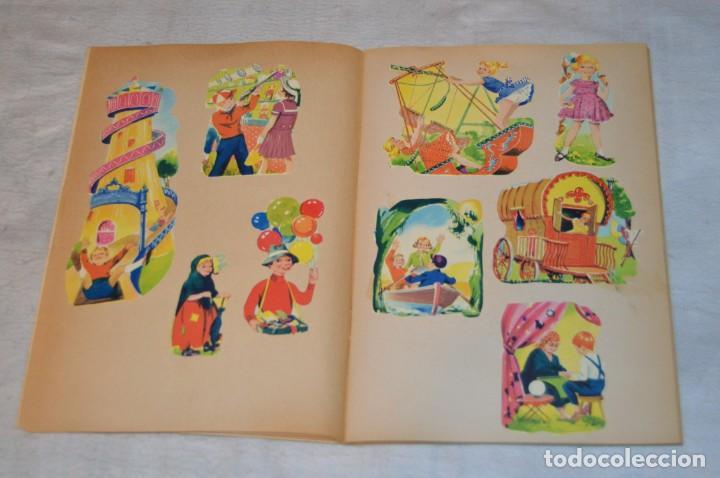Coleccionismo Cromos troquelados antiguos: ANTIGUO ALBUM DE CROMOS TROQUELADOS - GLANS BILLEDER - LIM - MADE IN DENMARK - ENVÍO 24H - ALBUM N2 - Foto 6 - 139347222