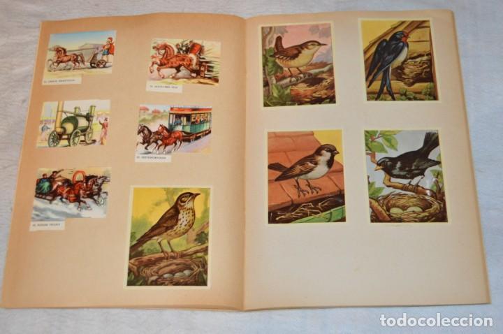 Coleccionismo Cromos troquelados antiguos: ANTIGUO ALBUM DE CROMOS TROQUELADOS - GLANS BILLEDER - LIM - MADE IN DENMARK - ENVÍO 24H - ALBUM N2 - Foto 11 - 139347222